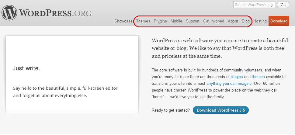 wordpress.org에 가입하기