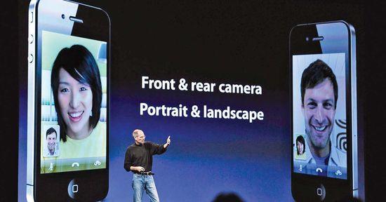 많이 사람들이 기다리던 아이폰 4가 어제 공식 발표됐다.