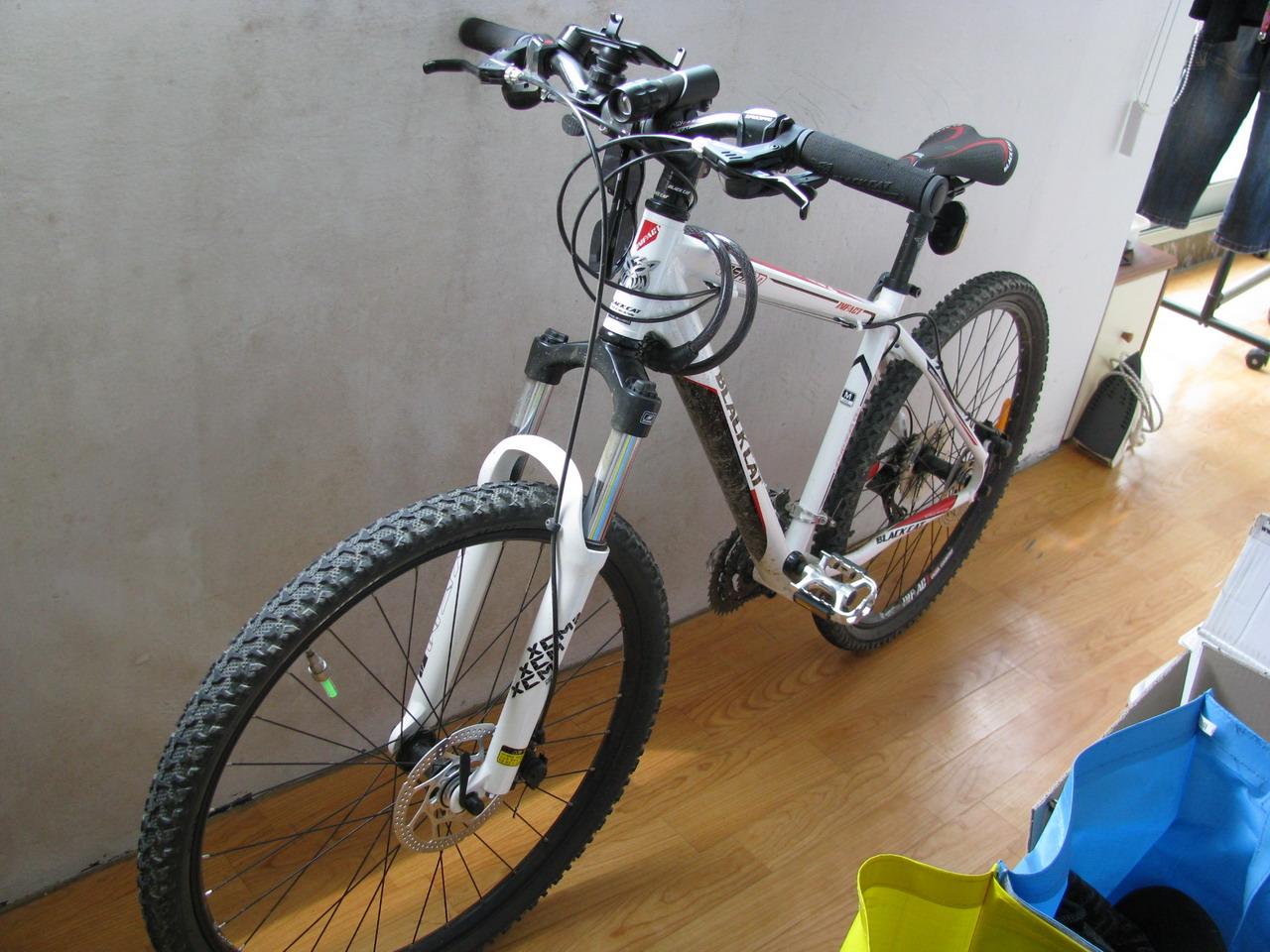 혹시나 싶어 올려보는 자전거 차대번호와 사진