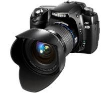 DSLR 카메라 비교(GX-20, 450D, A350)